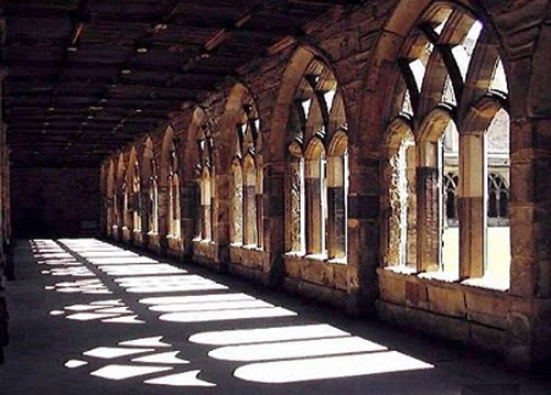the cloisters is where harry and his friends The Most Cardinal Sin