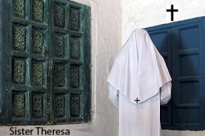 Sister Theresa www.gemmamawdsley.com